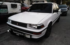Selling 2nd Hand Toyota Corolla 1990 in Quezon City
