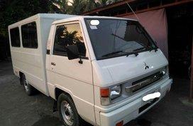 For sale 2015 Mitsubishi L300 Manual Diesel at 40000 km in Santo Domingo