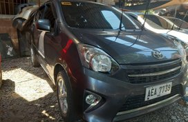 Toyota Wigo 2015 for sale in Quezon City
