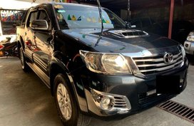Selling 2nd Hand Toyota Hilux 2014 in Quezon City