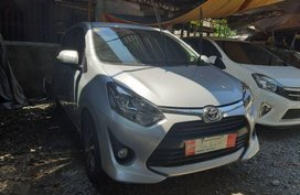 Selling Silver Toyota Wigo 2018 Automatic Gasoline in Quezon City