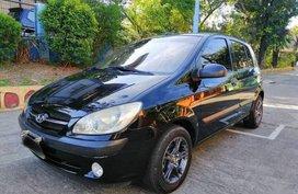 Hyundai Getz 2007 for sale in Quezon City