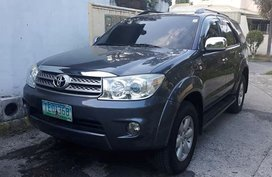 2011 Toyota Fortuner G for sale