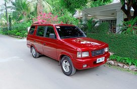Sell Red 2000 Isuzu Hi-lander Crosswind Manual Diesel
