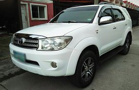 Toyota Fortuner G 2009 for sale