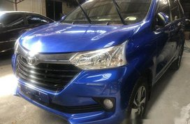 Selling Blue 2018 Toyota Avanza