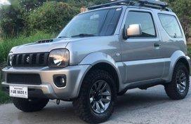 Selling Used Suzuki Jimny 2016 in Parañaque