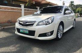 2nd Hand Subaru Legacy 2010 for sale in Manila