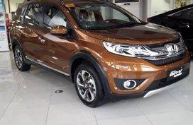 Selling Brand New Honda BR-V 2019 Automatic Gasoline