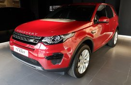 Selling Brand New 2019 Land Rover Discovery Sport