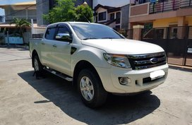 2014 Ford Ranger for sale in Davao City