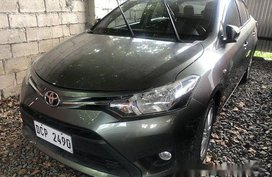 Selling Green Toyota Vios 2016