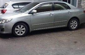 Selling Toyota Corolla Altis 2009 at 120000 km in Manila