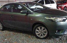 Green Toyota Vios 2016 for sale in Quezon City