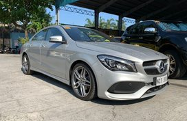 Mercedes-Benz Cla-Class 2018 Automatic Gasoline for sale in Pasig