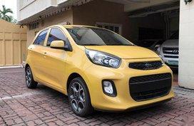 Selling Kia Picanto 2017 at 4000 km in Quezon City