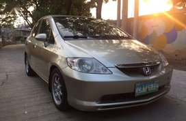 Honda City 2005 Manual Gasoline for sale in Marikina