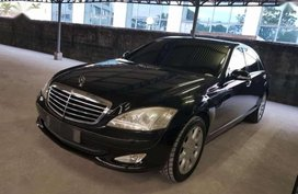 Used Mercedes-Benz S-Class 2006 for sale in Quezon City