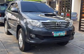 For sale Used 2012 Toyota Fortuner in Las Piñas