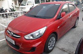 Hyundai Accent 2016 Manual Diesel for sale in Las Piñas