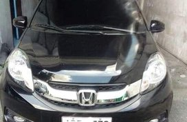 2nd Hand Honda Mobilio 2015 for sale in Quezon City