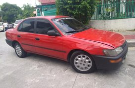 Toyota Corolla 1993 Manual Gasoline for sale in Valenzuela