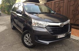 Selling Toyota Avanza 2016 Manual Gasoline in Meycauayan