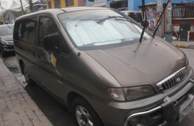 Hyundai Starex 1998 Automatic Diesel for sale in Makati