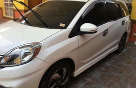 Selling 2nd Hand Honda Mobilio 2015 Automatic Gasoline at 20000 km in Trece Martires