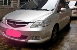 Selling 2nd Hand Honda City 2006 Automatic Gasoline at 80000 km in Quezon City