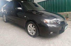 Black Mazda 3 2010 Automatic Gasoline for sale in Pasig