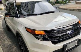 2nd Hand Ford Explorer 2015 Automatic Gasoline for sale in Quezon City