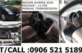 Selling Nissan Almera 2018 in San Pedro
