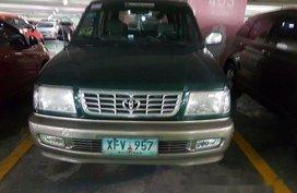 Green Toyota Revo 2002 Automatic Gasoline for sale