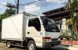 2nd Hand Isuzu Elf 2016 Van for sale in Marikina