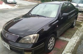For sale 2008 Nissan Sentra Manual Gasoline at 90000 km in Quezon City