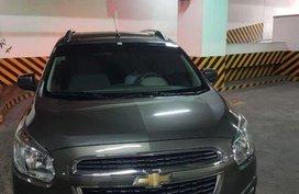 Selling Chevrolet Spin 2014 in Makati