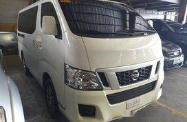 White Nissan Nv350 Urvan 2016 for sale