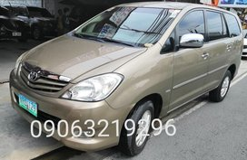 2010 Toyota Innova for sale in Las Piñas