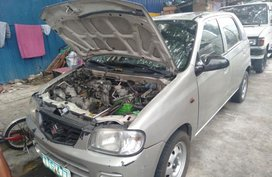 Used Suzuki Alto 2011 Manual Gasoline for sale in Bacolod