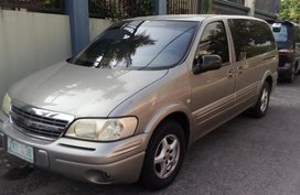 Chevrolet Venture 2003 for sale in Quezon City