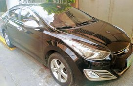 2nd Hand Hyundai Elantra 2011 Automatic Gasoline for sale in Quezon City