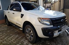 Selling Ford Ranger 2014 Automatic Diesel in Davao City