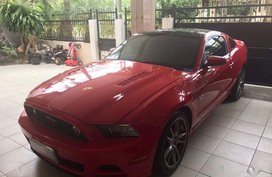 Selling Ford Mustang 2014 Automatic Gasoline in Marikina