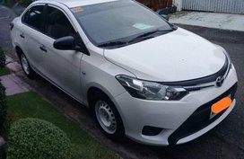 Selling Toyota Vios 2016 Manual Gasoline at 50000 km in Parañaque