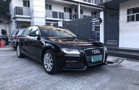 Audi A4 2010 Automatic Gasoline for sale in Manila