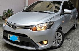 Selling Toyota Vios 2015 at 40000 km in Manila