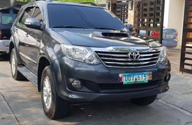 For sale 2012 Toyota Fortuner Automatic Diesel at 70000 km in Las Piñas