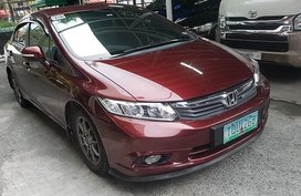 HONDA CIVIC 1.8L EXI 2012 for sale