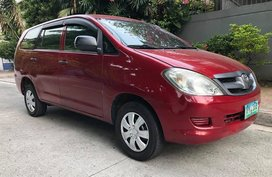 Toyota Innova J 2008 for sale
